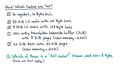 "Thumbnail for entry CS6220_Cache-Oblivious Algorithm_Which ""Cache"" is Tall?_ANS"