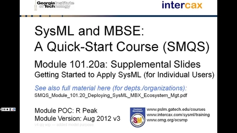 Thumbnail for entry ASE-6005-Q_SMQS_Module_10120a_Getting_Started_for_Individuals (video ends 30 seconds early)