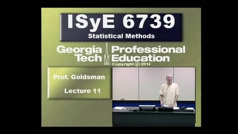 Thumbnail for entry ISYE_6739_Lecture_11