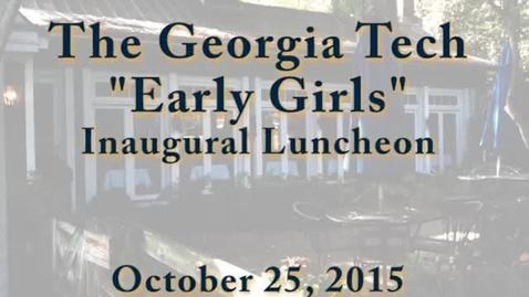 Thumbnail for entry EarlyGirls_Slideshow