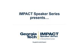 Thumbnail for entry Leadership Lessons - Tom Falk