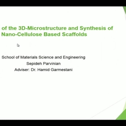 Thumbnail for channel Guest Lectures - Materials Science and Engineering