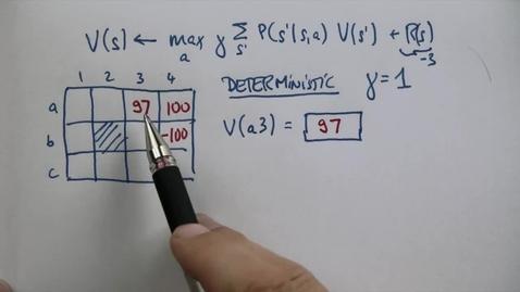 Thumbnail for entry CS6601_10. Planning under Uncertaint_Deterministic Question 1_ANS