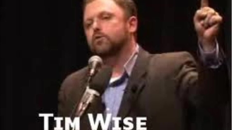 Thumbnail for entry Tim Wise - Charity & Solidarity