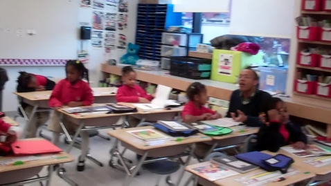 Thumbnail for entry Independent Reading - 1st Grade - Teachers Circulating and Conferring