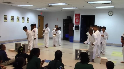 Thumbnail for entry October 2016 Elm City Expedition- Tang Soo Do Showcase Clip