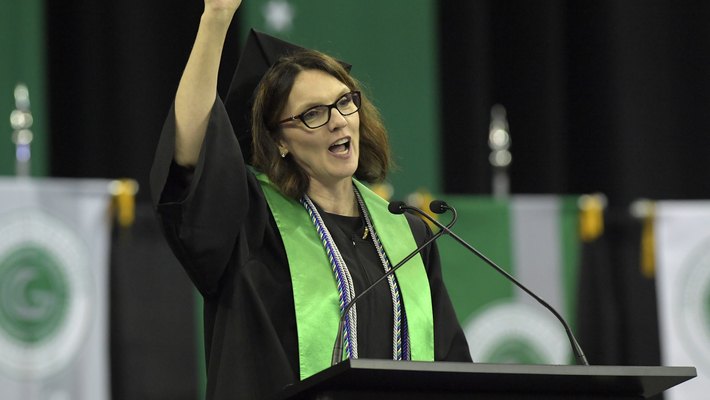 Sara Smith - GGC Spring 2018 Commencement