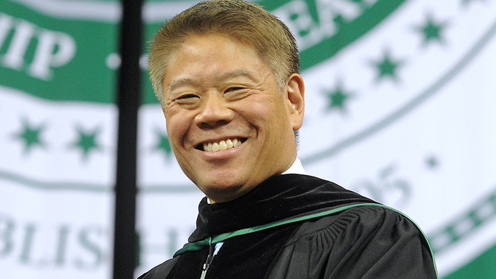 John Tien - Summer Commencement 2018