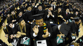 Thumbnail for entry GGC Fall Commencement - 12-18-2014