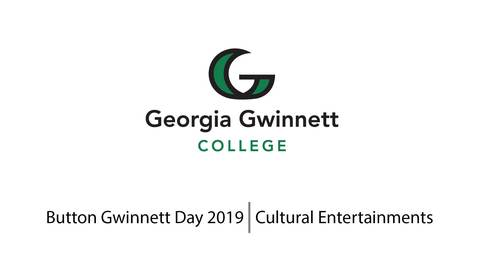 Thumbnail for entry 2019 Button Gwinnett Day - Cultural Entertainments