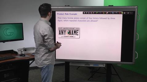 Thumbnail for entry Product Rule Example