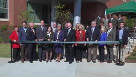 Thumbnail for entry Building C3 Ribbon Cutting and Legislative Luncheon
