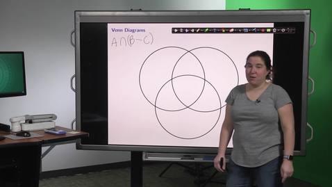 Thumbnail for entry Venn Diagram 01