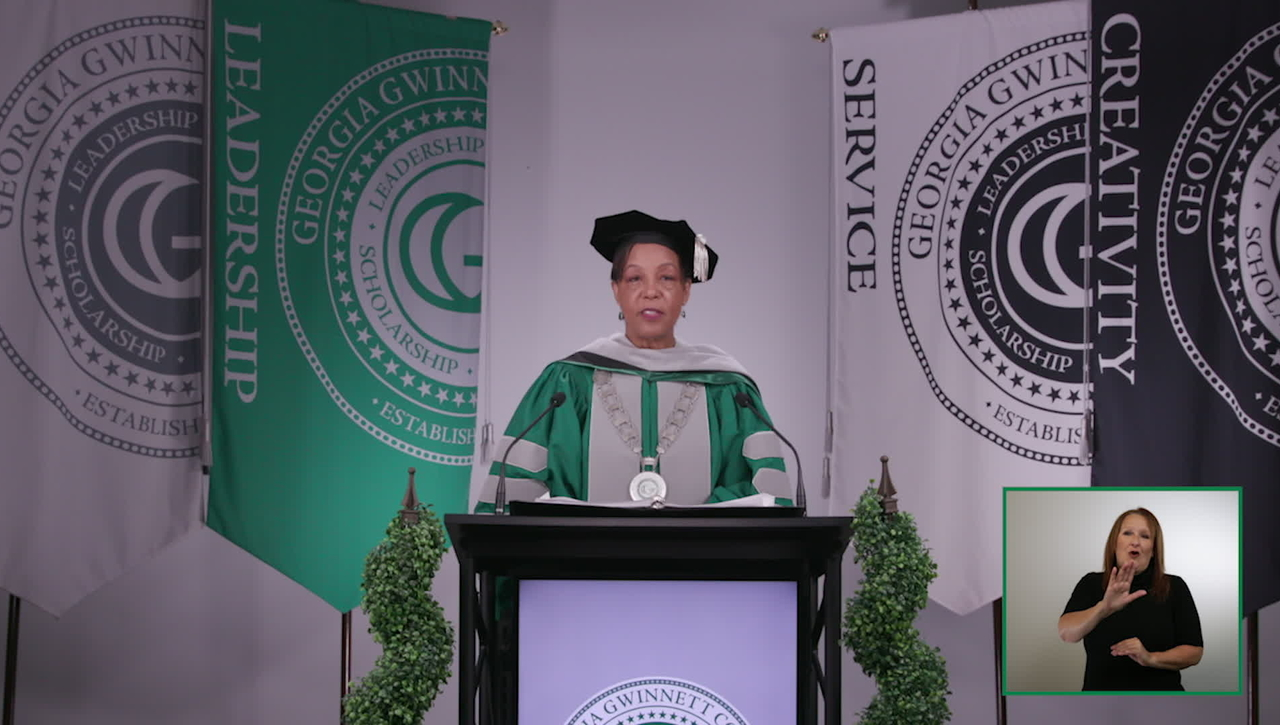 Spring / Summer Commencement - 08-08-2020