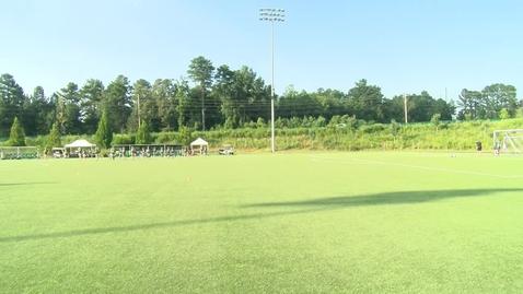 Thumbnail for entry GGC women's soccer vs TWU