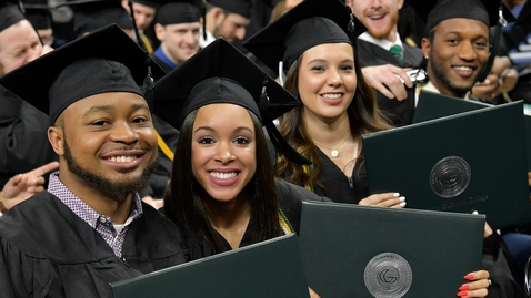 Thumbnail for entry GGC Fall Commencement - 12-13-2018