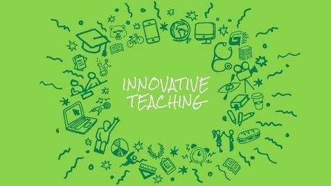 Thumbnail for entry Virtual Tour - Innovative Teaching