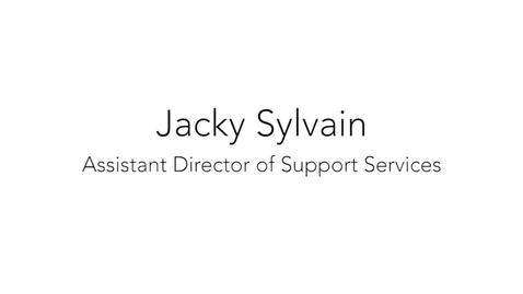 Thumbnail for entry Jacky Sylvain