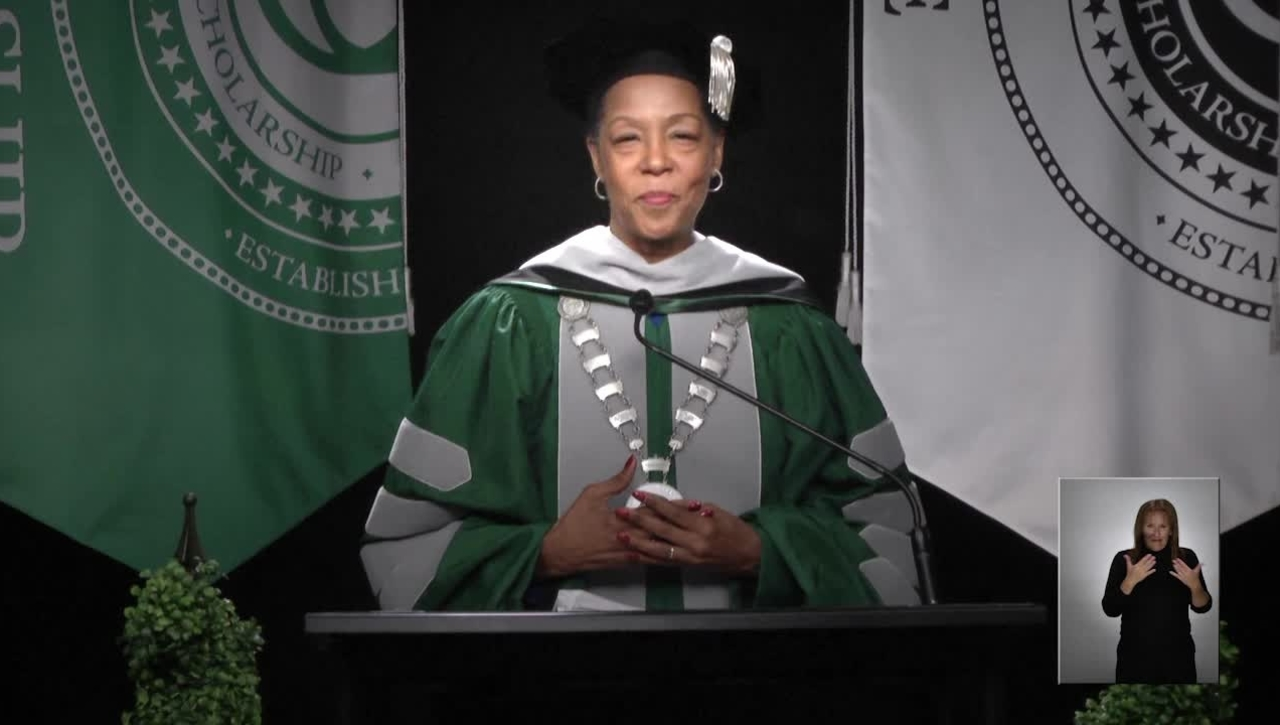 Fall Commencement - 12-10-2020