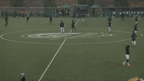 Thumbnail for entry GGC Men's Soccer vs Life (Ga.) NAIA Opening Round