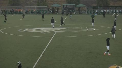 Thumbnail for entry GGC Men's Soccer vs Life (Ga.) NAIA Opening Round
