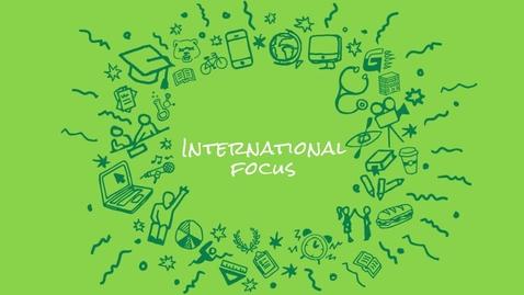 Thumbnail for entry Virtual Tour - International Focus