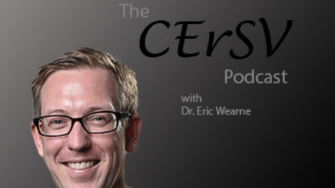 Thumbnail for entry CErSV Podcast - 04 - Benita Dodd