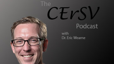 Thumbnail for entry CErSV Podcast - 04 - Benita Dodd