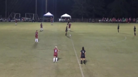 Thumbnail for entry GGC women's soccer @ Mobile (10-27-2018)-wide angle