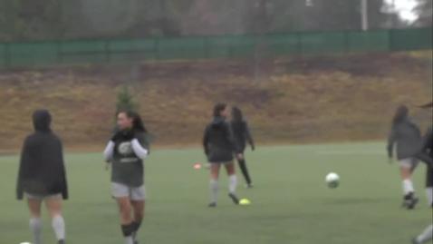 Thumbnail for entry GGC Women's Soccer vs Washington Adventist (M.D.)