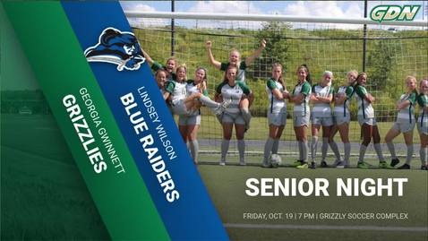 Thumbnail for entry GGC women's soccer vs LWC