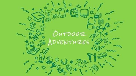 Thumbnail for entry Virtual Tour - Outdoor Adventures