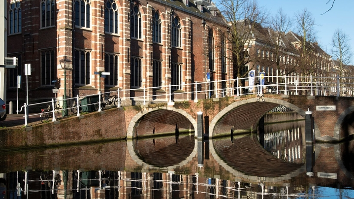 Thumbnail for channel Studying your master at Leiden University