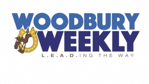 Thumbnail for entry Woodbury Weekly 12/8/16