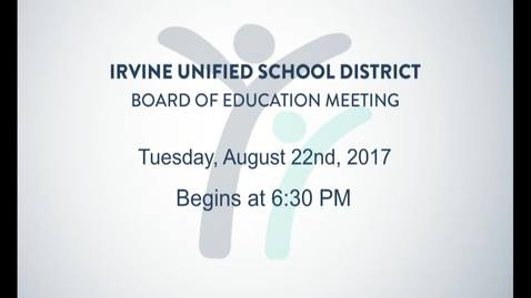 2017-08-22 Board Meeting