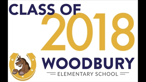 Thumbnail for entry Woodbury Promotion 2018
