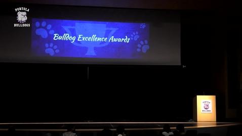 Thumbnail for entry 2020-2021 PHS Bulldog Excellence Awards - Monday, 5/11/2021