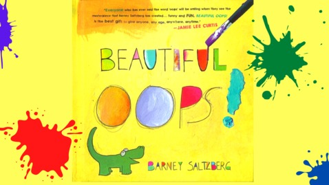Thumbnail for entry Beautiful Oops Read-Aloud