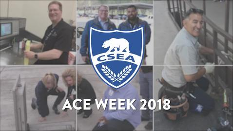 Thumbnail for entry ACE Week 2018