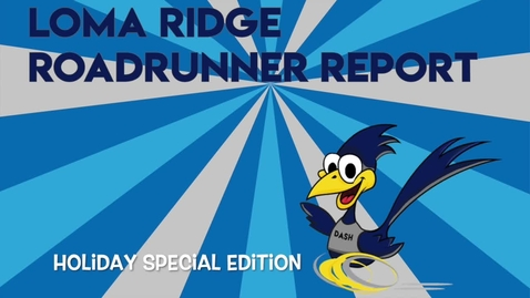 Thumbnail for entry Roadrunner Report Holiday Special 12/2019