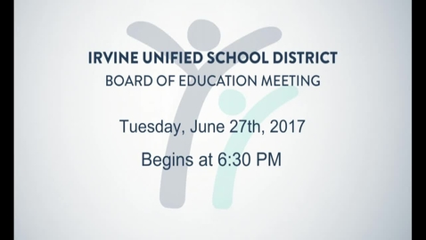 Thumbnail for entry 2017-06-27 Board Meeting