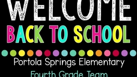 Thumbnail for entry 4th Grade Back to School Night 2018-2019