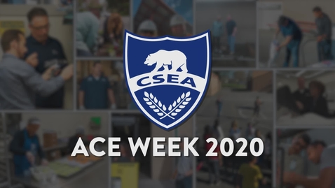 Thumbnail for entry ACE Week 2020