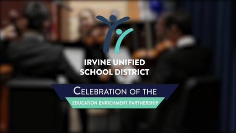 Celebration of the Education Enrichment Partnership