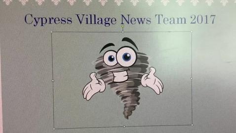 Thumbnail for entry 2016-2017 Meet the News Team