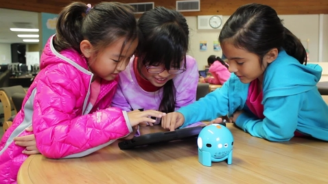 Thumbnail for entry Hour of Code at IUSD