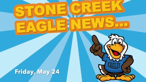 Thumbnail for entry Eagle News Special 5/24/19