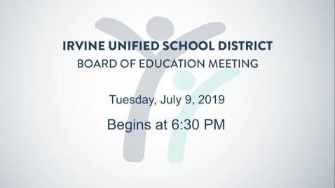 Thumbnail for entry 2019-07-09 Board Meeting