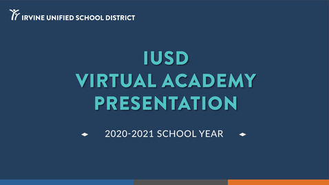 Thumbnail for entry IUSD Virtual Academy Presentation at 2020-07-14 Board Meeting