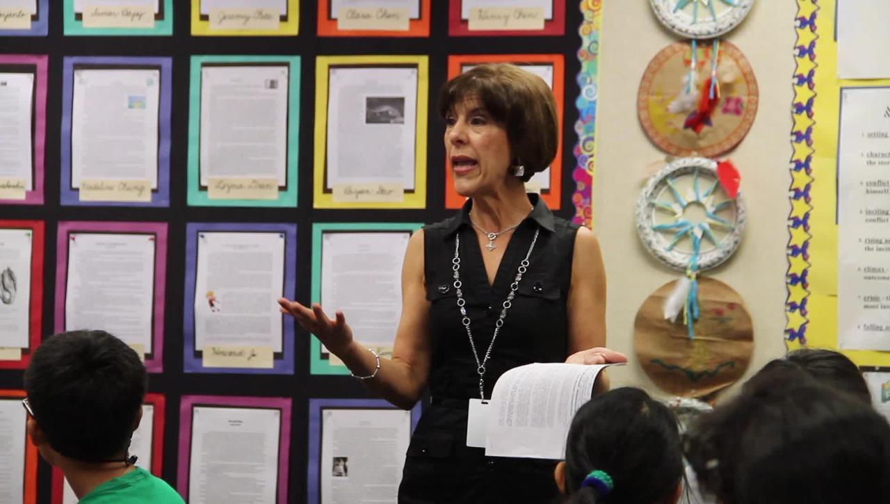 Mary Thomas-Vallens - 2017 Elementary School Teacher of the Year